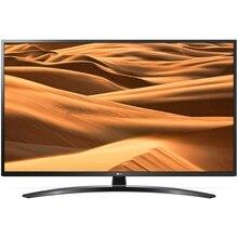 """Телевизор LED LG 65"""" 65UM7450PLA черный/Ultra HD/100Hz/DVB-T/DVB-T2/DVB-C/DVB-S/DVB-S2/USB/WiFi/Smar"""