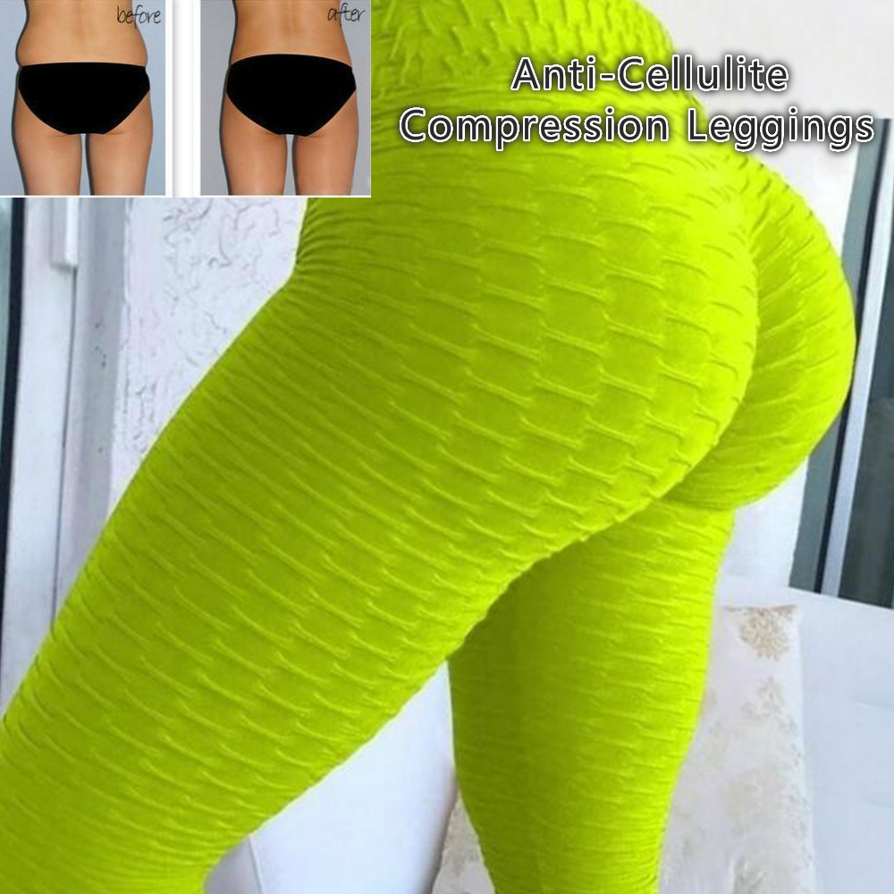 Anti Cellulite Compression Leggings Oppressing Mesh Fat Burner Weight Loss Yoga Leggings Compression Slimming Face Lift Tools