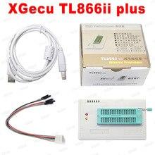 V9.00 XGecu 100% Original TL866ii Plus EEPROM Programmer Better thanTL866CS Bios Nand Programmer PIC AVR 24 93 25 MCU Bios EPROM