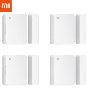 Image 1 - Original Xiaomi Mijia Window Door Sensor Intelligent Mi Door Sensor Smart Home WiFi Android IOS APP Control Security Sensor