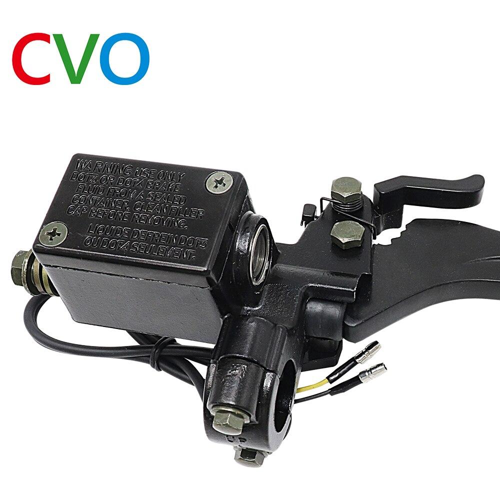 Купить передний тормозной рычаг 50 250cc цилиндр гидравлический насос