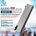 4400mah 11.1v Battery for Dell Latitude E6400 M2400 E6410 E6510 E6500 M4400 M4500 M6400 M6500 1M215 312-0215 312-0748 312-0749