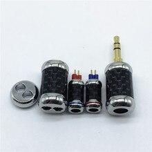 אוזניות תקע סט 3.5mm/2.5mm/4.4mm mmcx/0.78mm/A2DC/IE80/IE400
