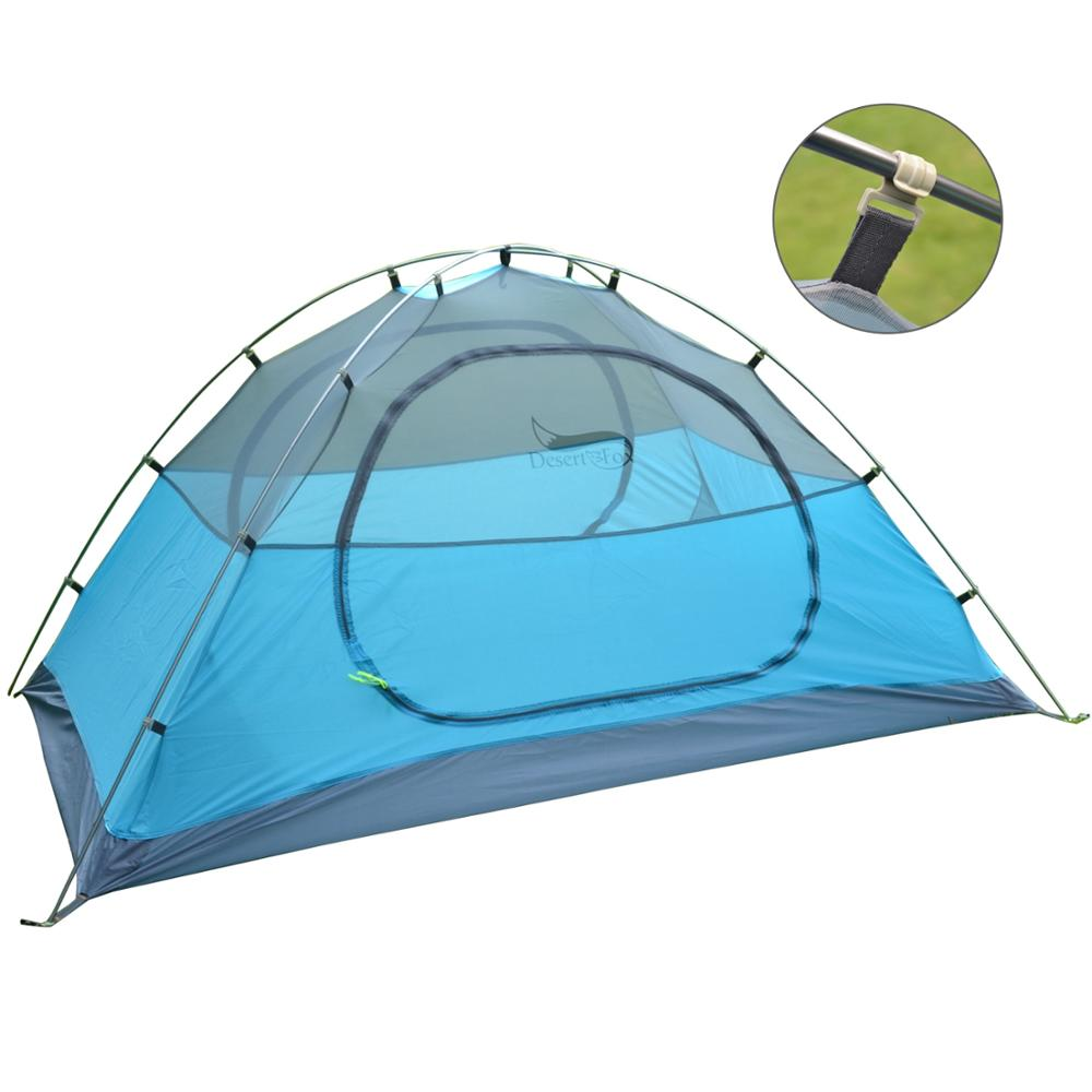 Desert & Fox Backpacking 1-3 Person Tent 2