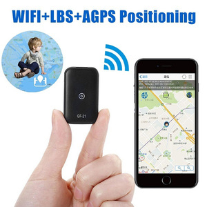Image 4 - Gf21 mini gps em tempo real rastreador de carro anti perdido dispositivo de gravação de controle de voz localizador de microfone de alta definição wi fi + lbs + gps pos