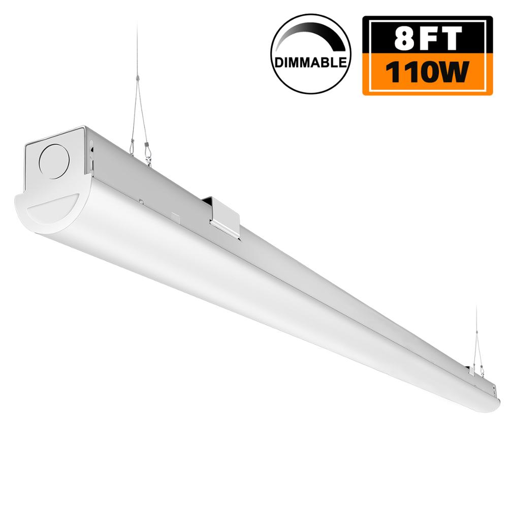 UFO 100W LED High Bay Light Dimmable Lamp Warehouse Factory Lighting 12500LM