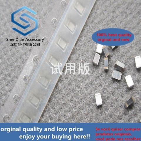 50pcs 100% Orginal New SMD Film Polyester Capacitor 0805 1800P1.8NF ECHU1H182JX5 CBB SMD Capacitor