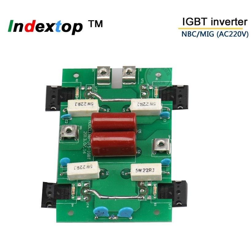 MIG 250 270 NBC250 300 IGBT Inverter Card For Jasic Type  CO2 Welding Machine Board