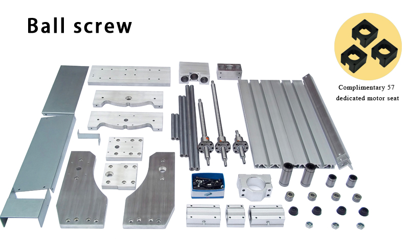 3040 CNC Frame 3axis (11)