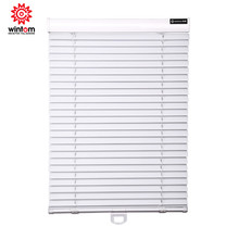 Self-Adhesive Pleated Blinds Curtains Cordless Safe Half Blackout Windows Curtains For Bathroom Kitchen Balcony Shades super saver cordless cell shades 41in