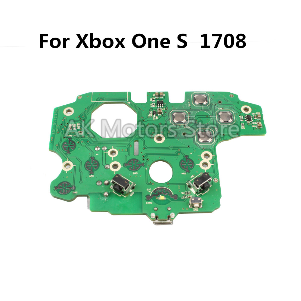 Circuit Board Motherboard  For X-box One S 1708 Game Controller Motherboard Program Chip Repair