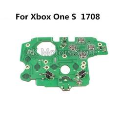 Placa de circuito placa-mãe para xbox x-box um s 1708 jogo controlador placa-mãe programa chip reparação