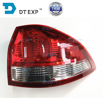 цена на Crystal TAIL LAMP FOR PAJERO SPORT REAR Lights FOR MONTERO SPORT PARKING LAMP for Shogun CHALLENGER 8331a107 Warning Lights