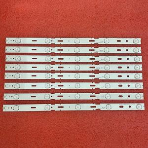Image 1 - New Kit 8 PCS 5LED 428mm LED Backlight strip for TV 40VLE6520BL SAMSUNG_2013ARC40_3228N1 40 LB M520 40VLE4421BF