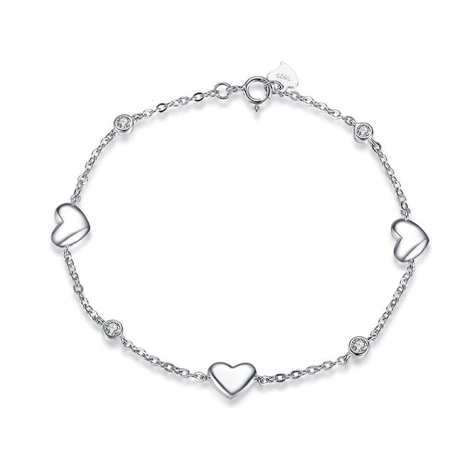 Women ACCESSORIES 3 pieces silver bracelet for women 1