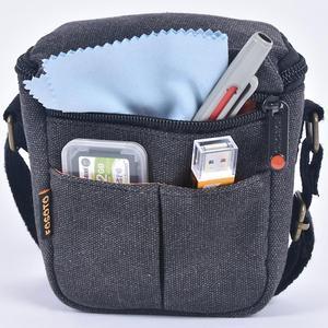 Image 5 - Fusitu – sac à bandoulière pour appareil photo, pour Canon EOS M100 M50 M10 M6 M3 M2 SX540 SX530 SX520 SX510