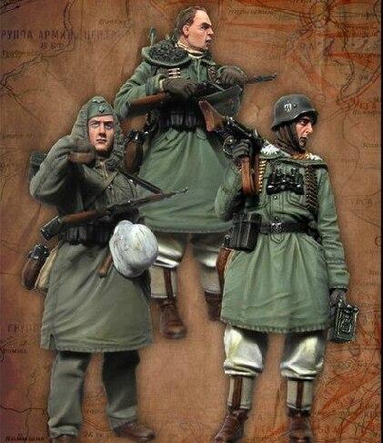 1:35 World War II, German Soldiers 308