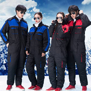 Overall Workwear Welding-Clothing Mechanical Long-Sleeve Winter Car-Workshop-Working-Suit