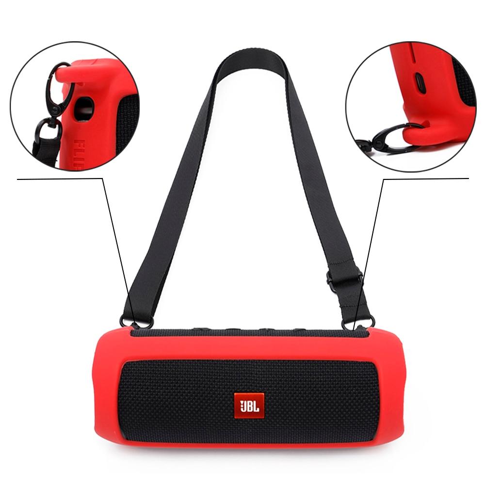100% Brand New Hard Travel Silicone Case For JBL Flip 5 Flip5 Portable Waterproof Wireless Bluetooth Speaker