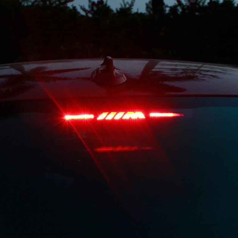 Наклейки на стоп светильник автомобиля BMW 3 5 7 Series GT G30 G31 E46 E90 E92 F30 F35 F80 F31 F10 F01 F02 F03 F11 F07