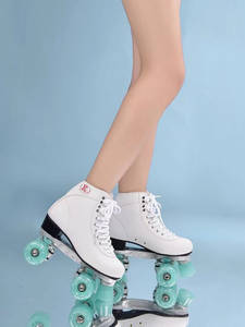 Skate Green-Wheels Retro Quad New-Style Women for Grils Macaron-Series Classic Classic