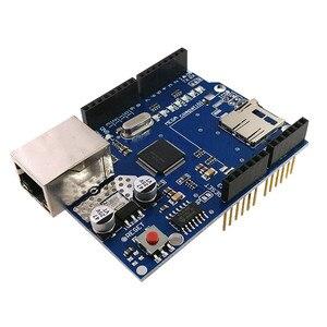 Image 3 - 10PCS shield Ethernet scheda di sviluppo per arduino, w5100 r3 uno mega 2560 1280 328 unr r3 w5100