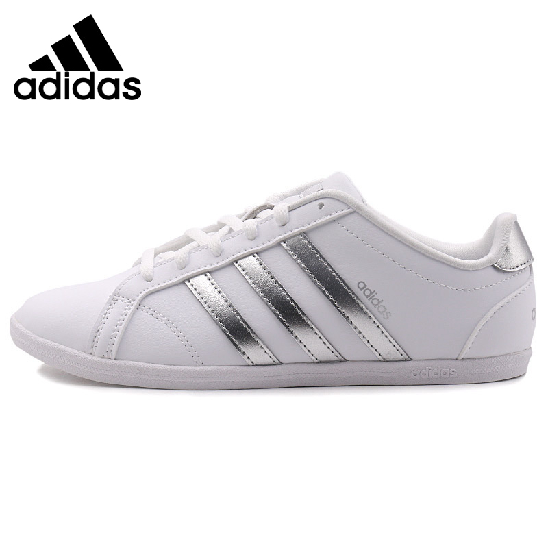 US $77.97 31% OFF|Original New Arrival Adidas NEO CONEO QT Women's Skateboarding Shoes Sneakers|Skateboarding| AliExpress