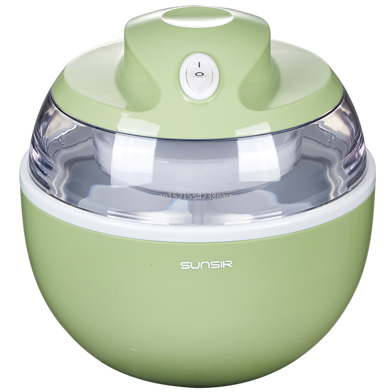 Household Ice Cream Maker Ice Cream Machine Portable Ice Maker Available Easy Operation High Quality 0.6L 220V