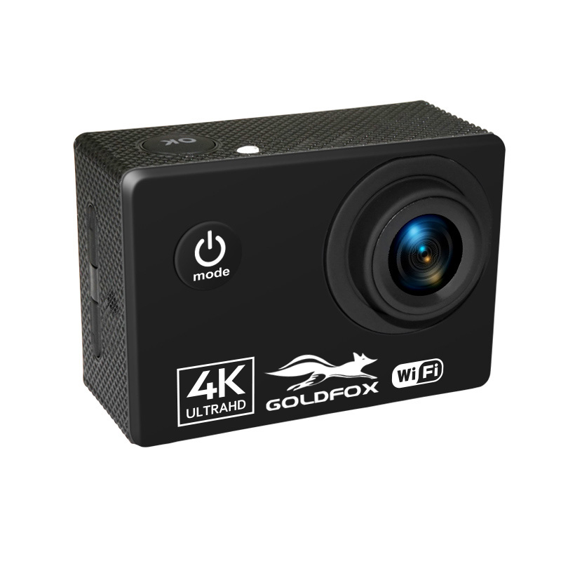 AT-Q40C Action Kamera Ultra HD 4 K/30fps sport Kamera 24MP WiFi Kamera Wasserdicht Helm Cam Video Aufnahme Kameras sport DV