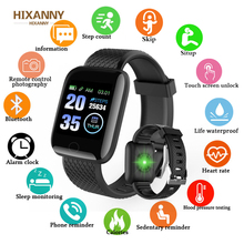 Smart Fitness Tracker Bracelet D13  Screen Band Heart Rate Blood Pressure Measuring Wristbands Smartband