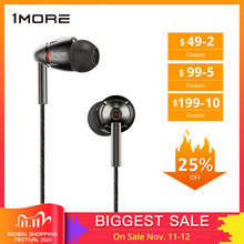 1MORE E1010 Quad Driver In Ear Earphone with Mic 1 more quad HiFI Hi Res Earbuds Earphones Headset for Apple Android Xiaomi