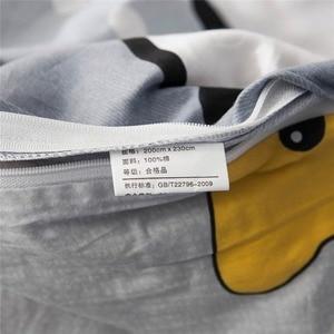 Image 5 - Svetanya 1pc Duvet Abdeckung 100% Baumwolle Quilt Tröster Decke Fall Kinder Cartoon Panda Gedruckt