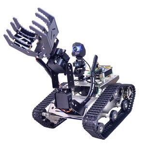 Programmable Robot DIY Wifi +