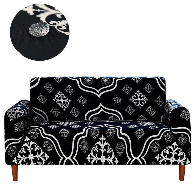 Купить новый чехол для дивана водонепроницаемый высокоэластичный универсальный картинки цена