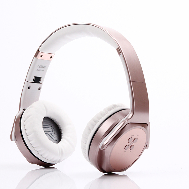 Bluetooth Headphones Wireless Over Ear Stereo Headset with microphone  4