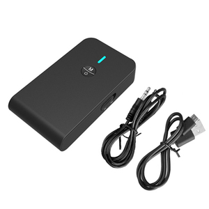 Image 5 - aptX Low latency 5.0 Bluetooth Transmitter Receiver 2 In 1 Audio Wireless Adapter For Car TV PC Speaker Headphone 3.5MM Aux Jack