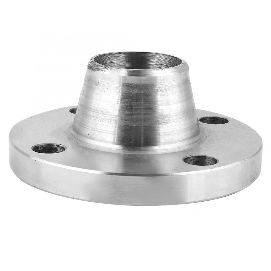 DN50 2 Carbon Steel Weld Neck Flange Pipe Fitting WN 150LB 300LB Flange Stainless