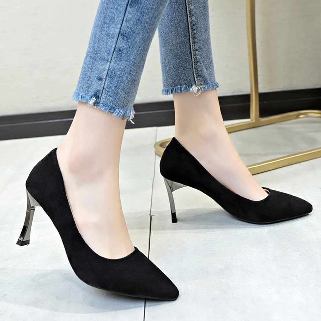 Office Formal Pumps For Women Spring