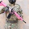 Arma blaster elétrica de brinquedo infantil, arma de água ao ar livre com submáquina de rifle sniper m416, bola macia de gel, brinquedo de bala, natal presentes