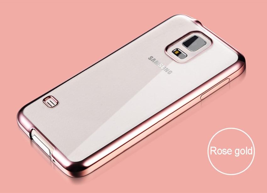 Clear Samsung Galaxy S5 Case 9
