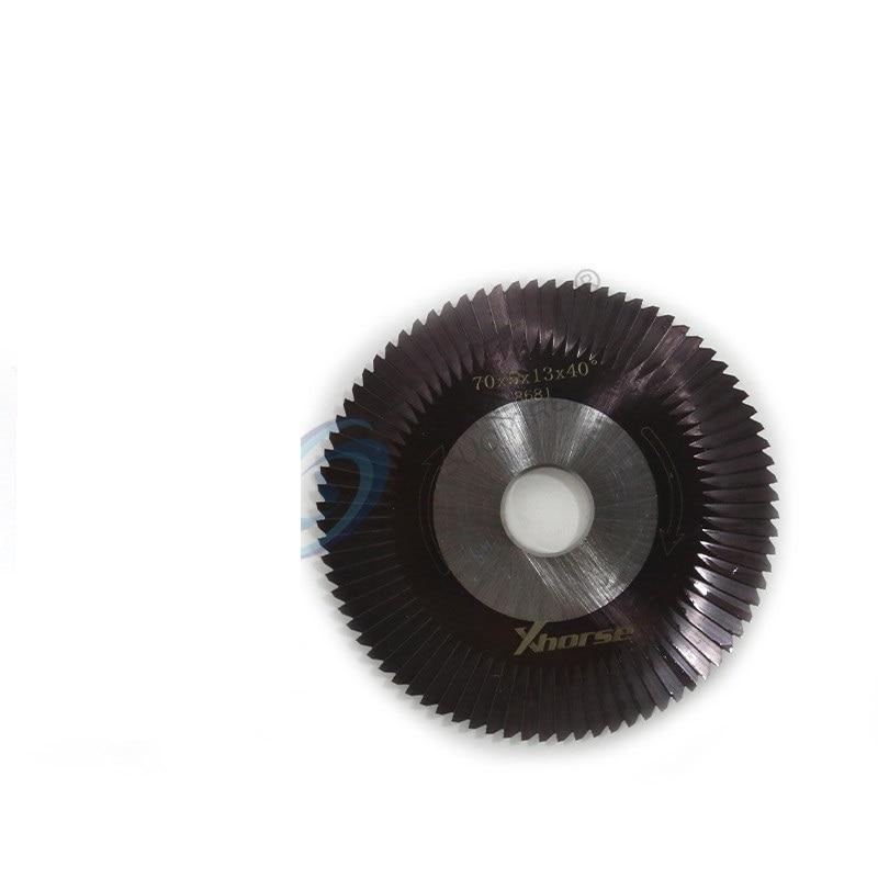 XC009 Drill Milling 40 Cutter Condor Cutting Machine Xhorse 70 XC Key 13 Bit 009 For 5