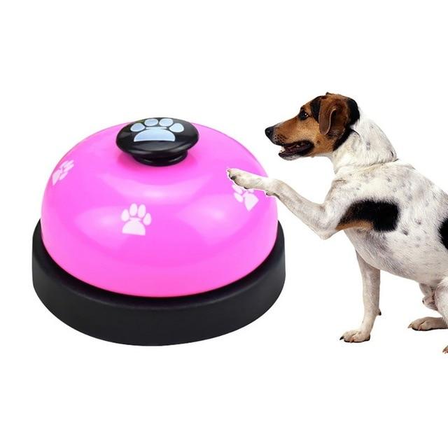 Interactive Dog Training Bell  1