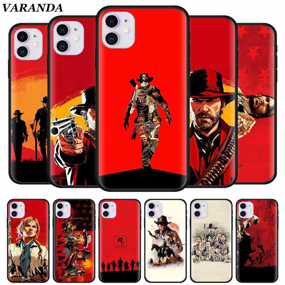coque iphone 12 rdr2