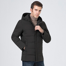 BG High Quality Winter Warm Long Jackets Men 90% Duck Down Jackets Outwear Warm Coats Men Casual J80141003 цены