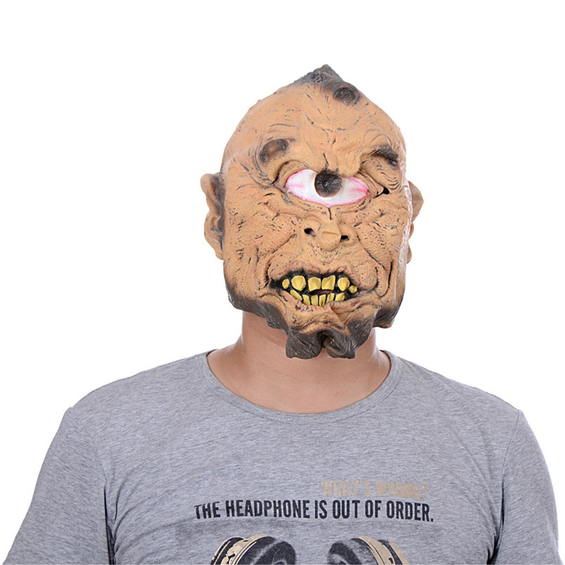 Halloween Horror Animals Head Simulation Mask Headgear For the Party Toy Gift