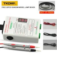 TKDMR GJ3A All Size CCFL Lamp Tester LCD TV Laptop Backlight Tester Output Current&Voltage Intelligent Adjustment Free Shipping