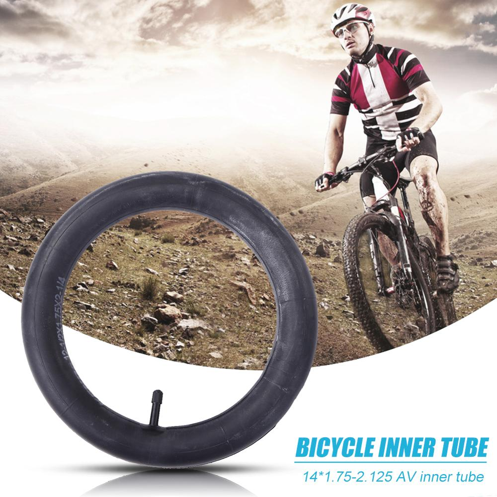 "1 x 20/"" inch Bike Inner Tube 20 x 1.75-2.125 Bicycle Rubber Tire Into good"