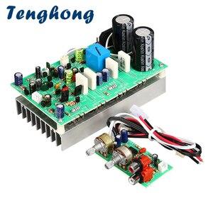 Tenghong Subwoofer Amplifier Board 250W Mono Sound Amplifier Power Audio Amplificador Board Home Speaker DIY Amp Dual AC22-26V