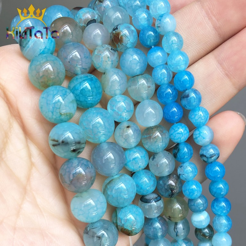 """Faceted 10mm Yellow Dragon Veins Agate Round Gemstones Loose Beads 15/"""" AAA"""