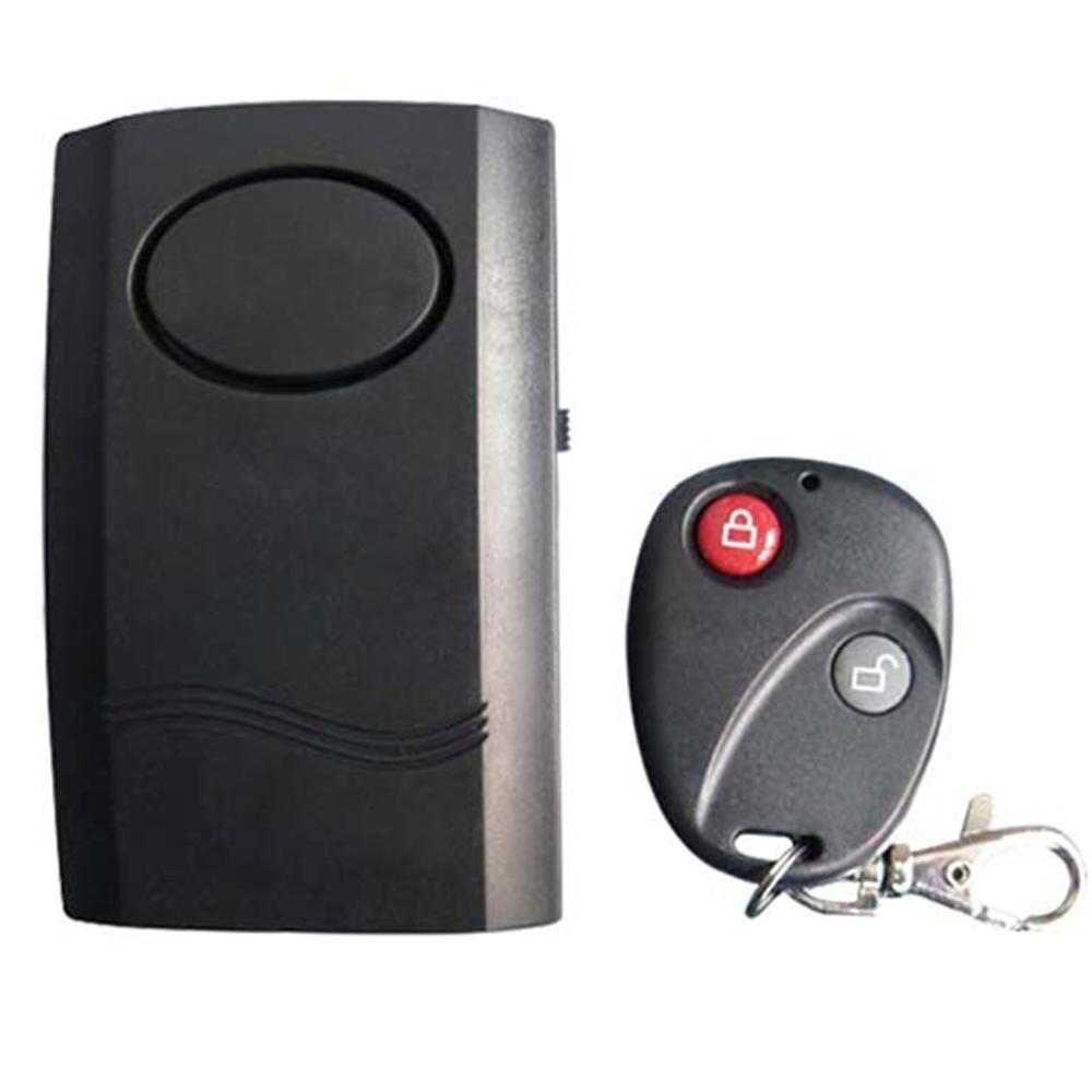 120dB 9V Motorcycle Wireless Remote Motorbike Moto Scooter Anti-theft Security Alarm Car Door Window Accessories
